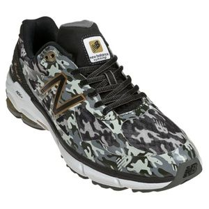 NEW NB REVLite Camo Camouflage Running Sneakers